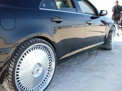 YoUNG_ChEVY_BoY 2006 Cadillac STS