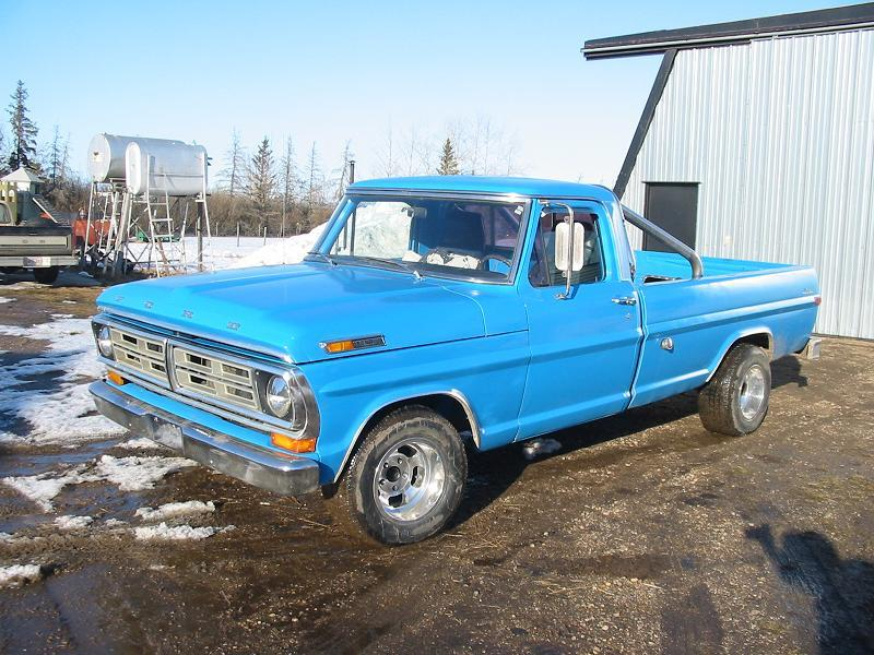 Jeepobsession 1972 Ford F150 Regular Cab Specs Photos