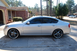 royal1262s 2006 Infiniti M