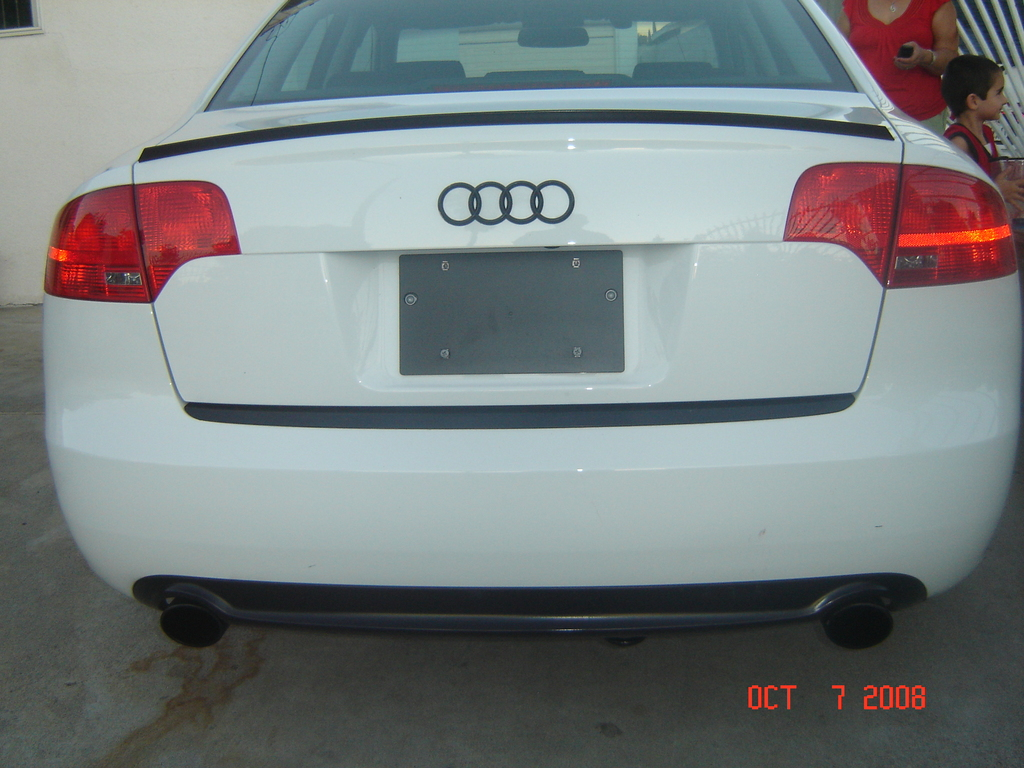 Another atop818 2008 Audi A4 post... - 12128033