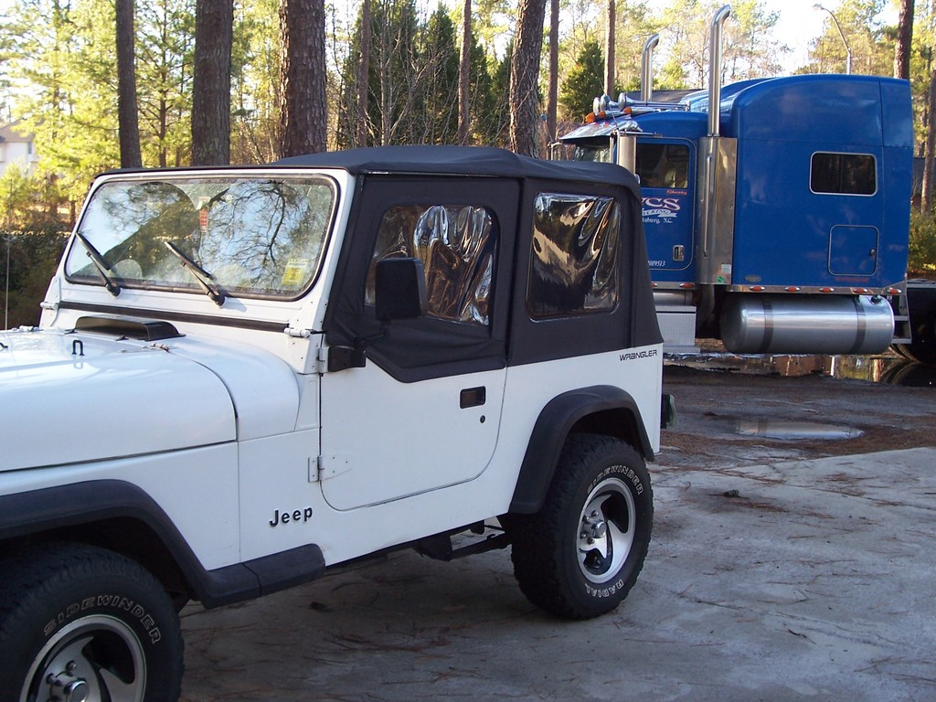 Another lilsewell07 1991 Jeep Wrangler post... - 12127417