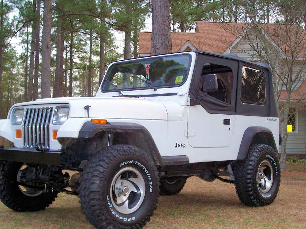 Another lilsewell07 1991 Jeep Wrangler post... - 12127419