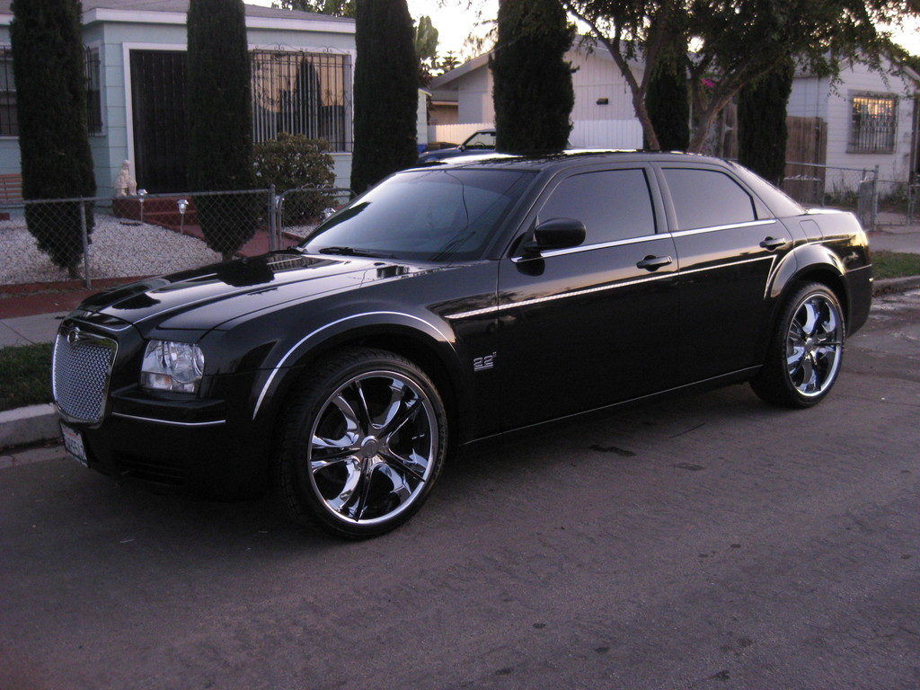 mrskams 2007 chrysler 300 specs photos modification info. Black Bedroom Furniture Sets. Home Design Ideas