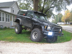 chuckstbirds 1986 Ford Bronco II