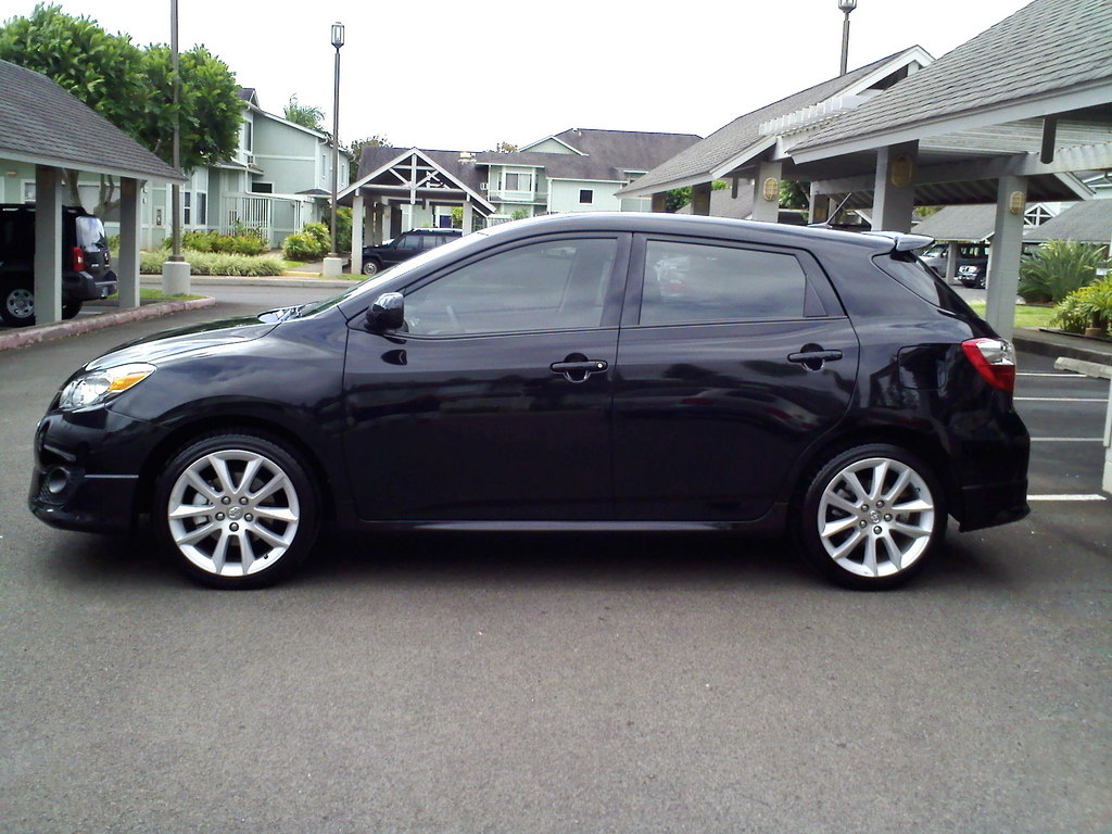 obthe1 2009 toyota matrix specs photos modification info. Black Bedroom Furniture Sets. Home Design Ideas