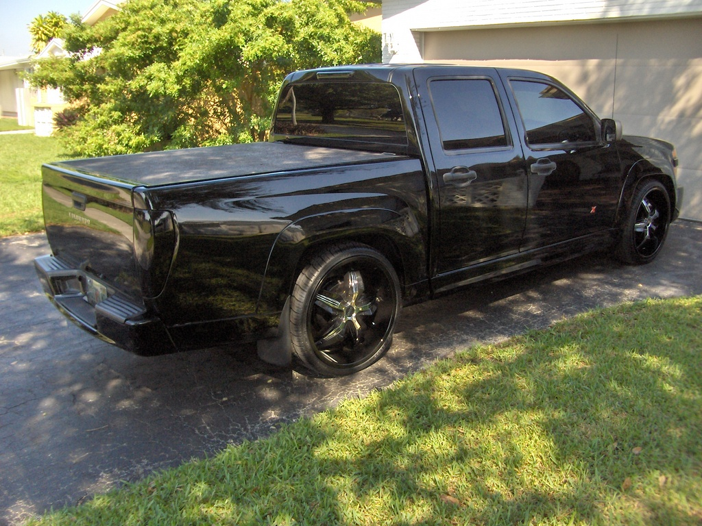 RysaRado's 2005 Chevrolet Colorado Regular Cab