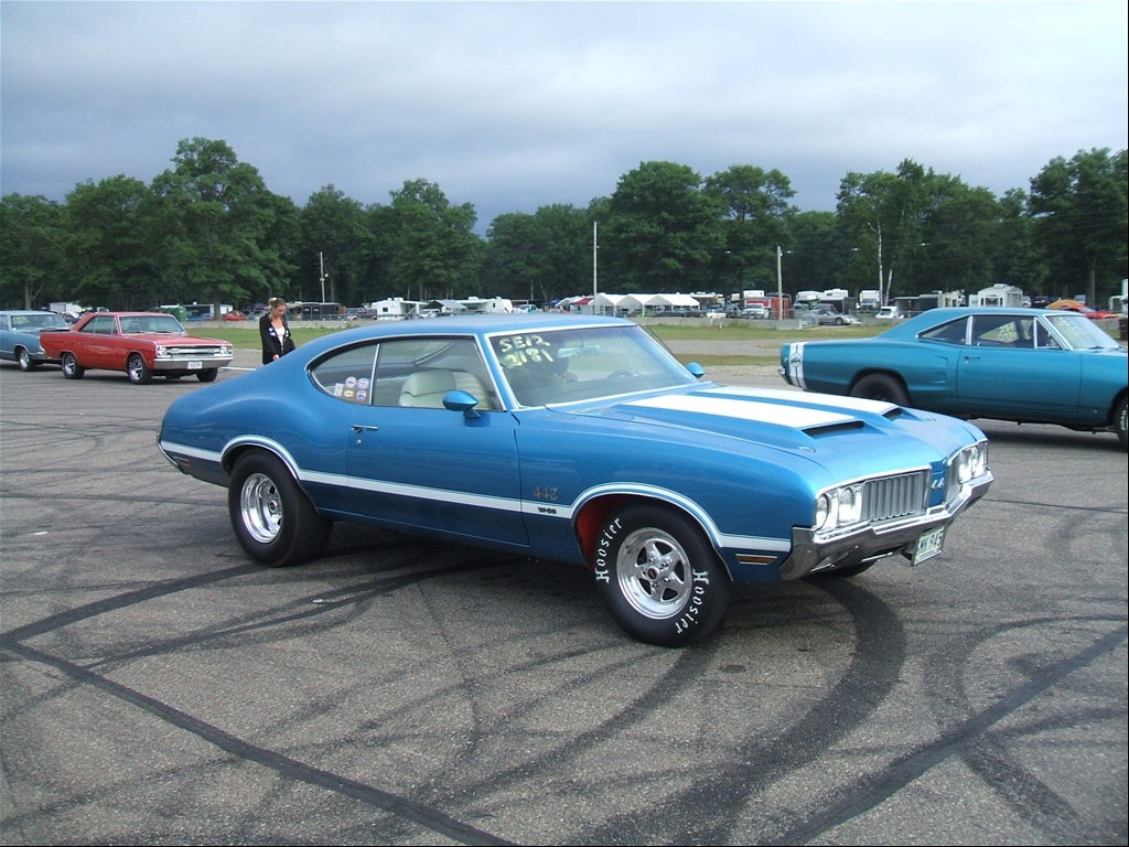 Muscle Car Shootout Gbodyforum General Motors A G