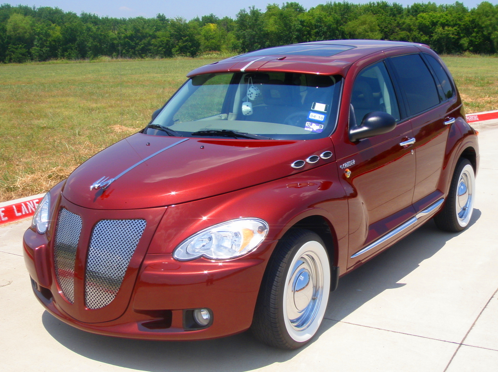 Kwoozn 2008 Chrysler Pt Cruiser Specs  Photos