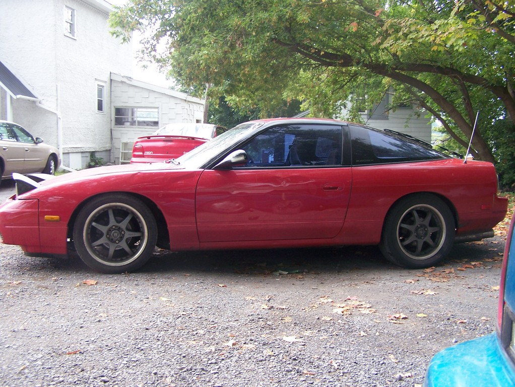 315customsinc 39 s 1991 nissan 240sx in watertown ny. Black Bedroom Furniture Sets. Home Design Ideas