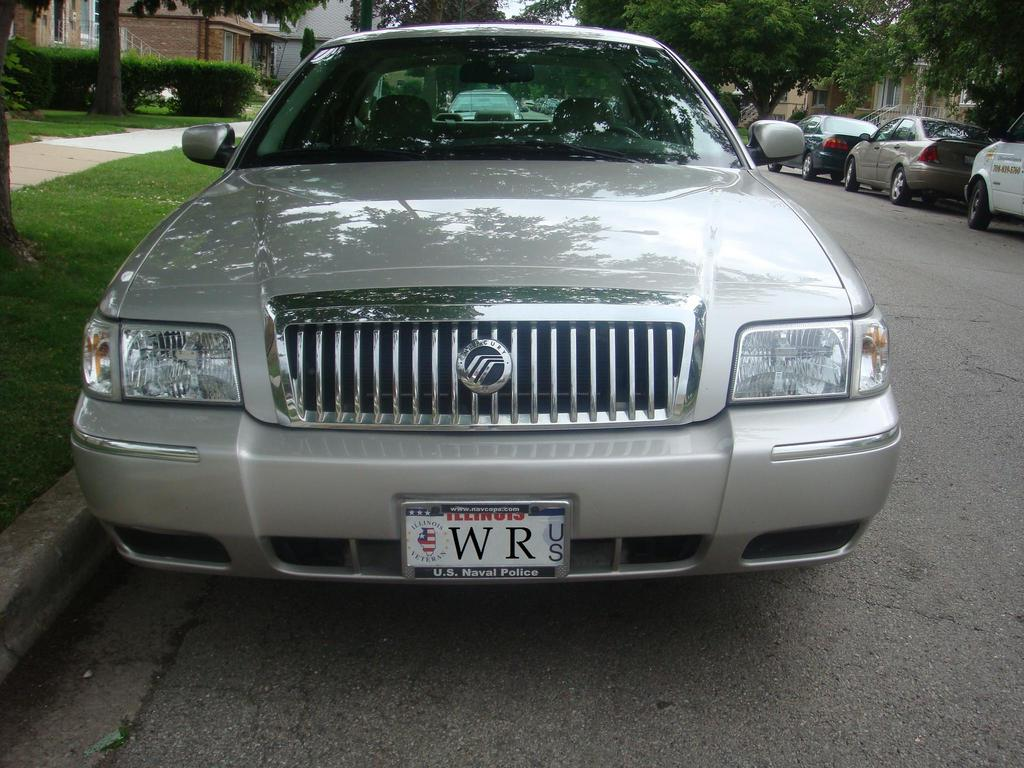 Another navycop2005 2006 Mercury Grand Marquis post... - 12132580