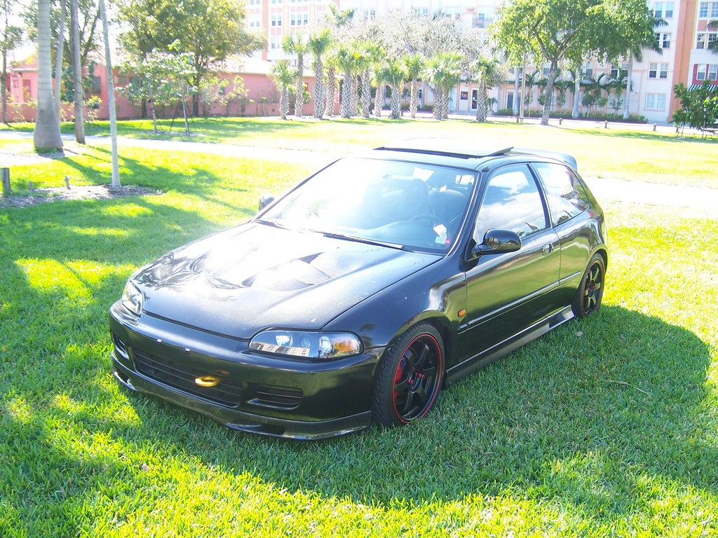 eghatch22's 1994 Honda Civic