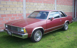 ChevyKnights 1980 Chevrolet Malibu