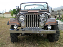 jeepinjefferys 1984 Jeep CJ8 Scrambler