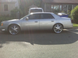 PrChewwins 2000 Cadillac DeVille