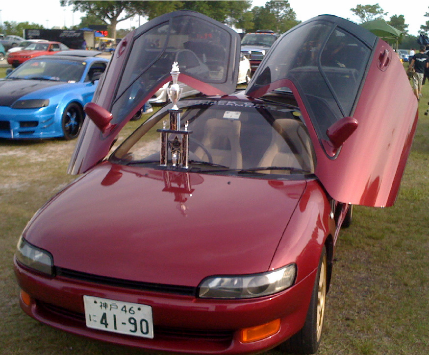 Another Overlord221 1994 Toyota Sera post... - 12134167