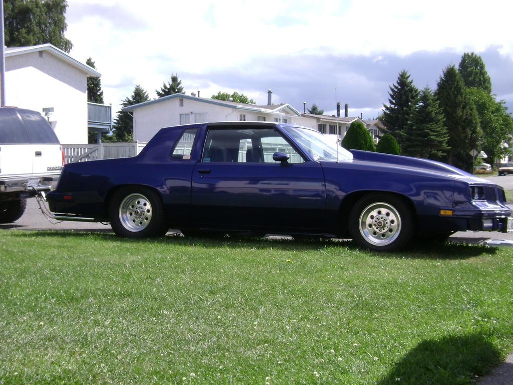 Another cutlasguy 1984 Oldsmobile Cutlass post... - 12137751