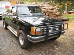 djt25s 1991 Ford Ranger Regular Cab