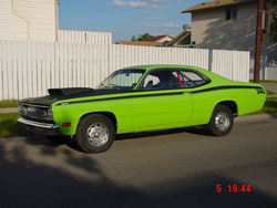 TheHoogs 1971 Plymouth Duster