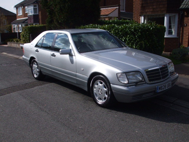Taghine 1995 mercedes benz s class specs photos for 1995 mercedes benz s class