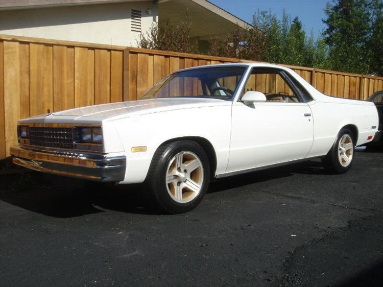 Another eastbayrider510 1986 Chevrolet El Camino post... - 12200090