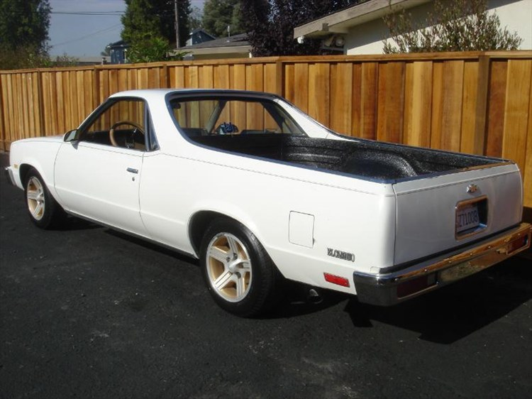 Another eastbayrider510 1986 Chevrolet El Camino post... - 12200091