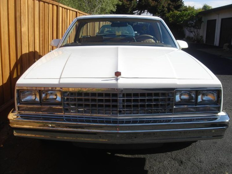Another eastbayrider510 1986 Chevrolet El Camino post... - 12200095