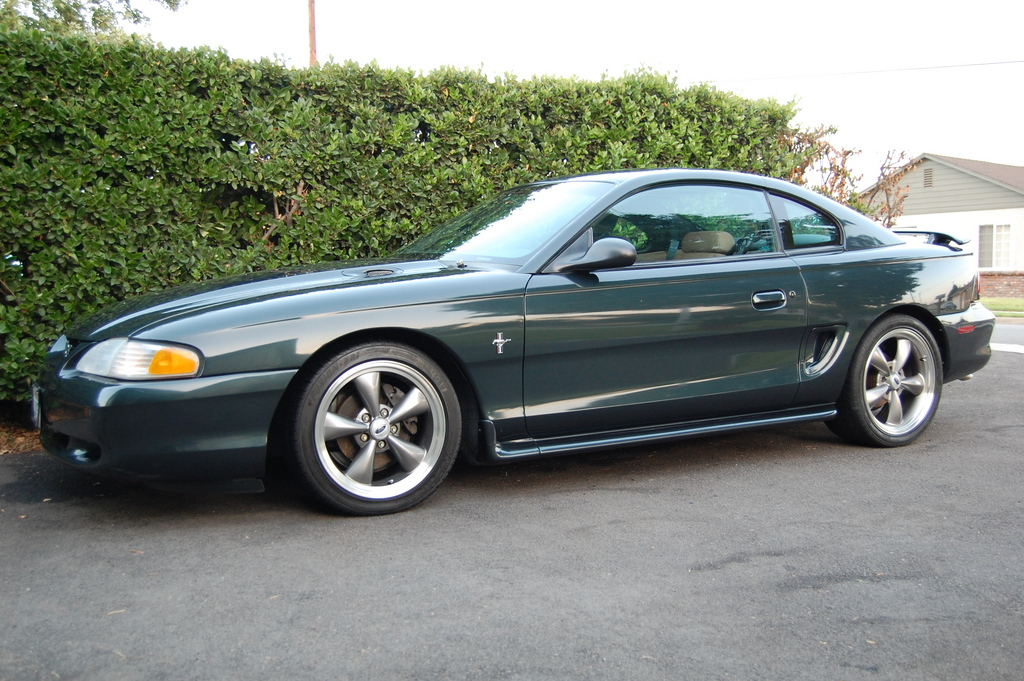 ford mustang 1998 pics