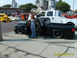 sskreations 2000 Chevrolet S10 Extended Cab