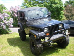 crb577s 1995 Jeep YJ