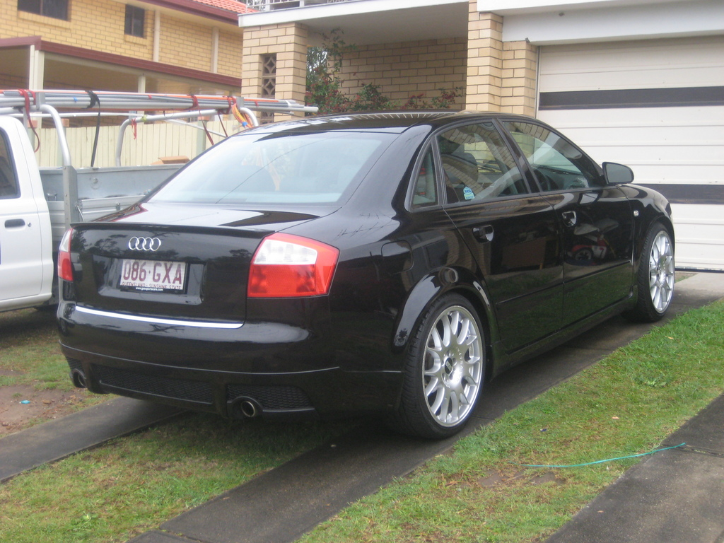 Another Lamer 2002 Audi A4 post... - 12145559