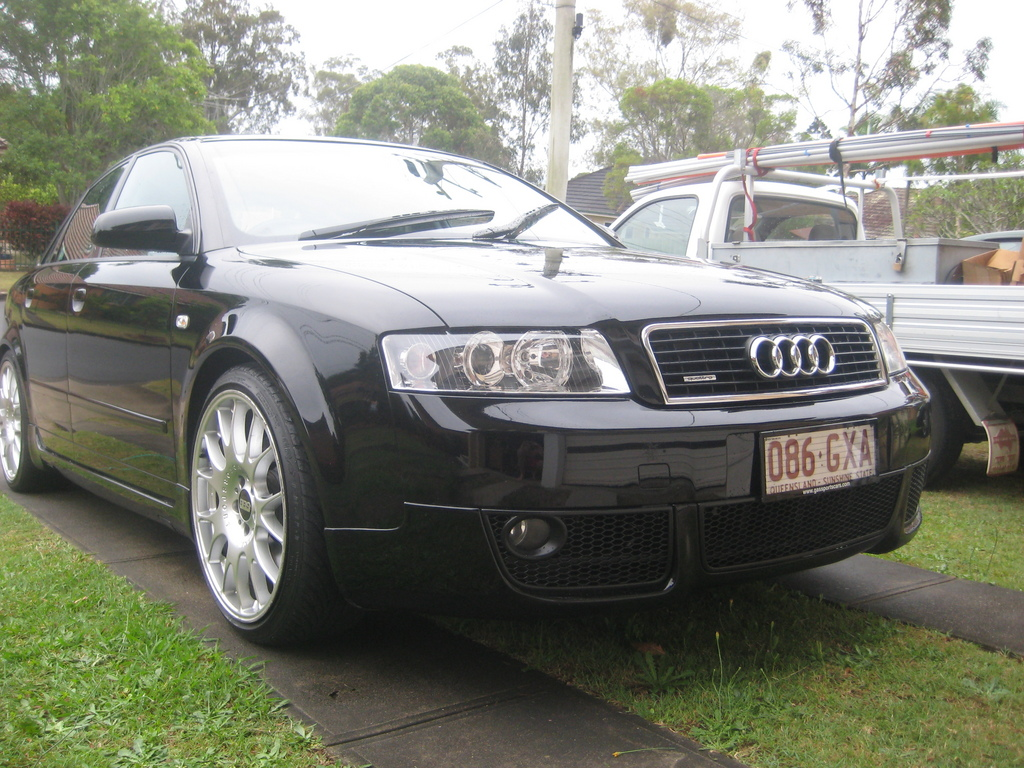 Another Lamer 2002 Audi A4 post... - 12145560