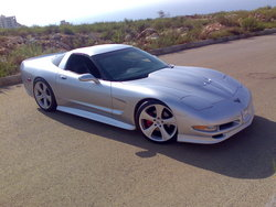 wazzwazikos 1998 Chevrolet Corvette