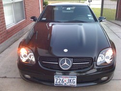 benzo230s 2004 Mercedes-Benz SLK-Class