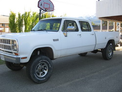 dodgeboytroys 1979 Dodge Power Wagon