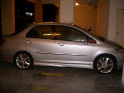 sashirao 2006 Honda City