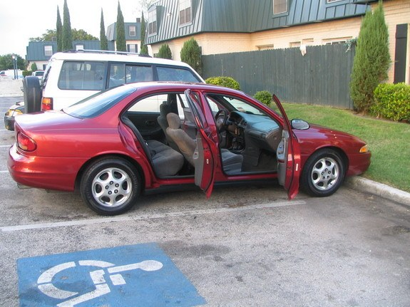 Another 99_Intrigue 1999 Oldsmobile Intrigue post... - 9125872