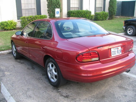 Another 99_Intrigue 1999 Oldsmobile Intrigue post... - 9125873