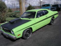 onefourtwenty 1974 Plymouth Duster