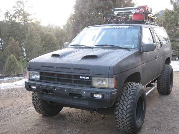 88mudfinder 1988 Nissan Pathfinder Specs, Photos, Modification Info