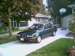 coderre1088s 1993 BMW 7 Series
