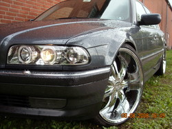 AdrianSwedens 1995 BMW 7 Series