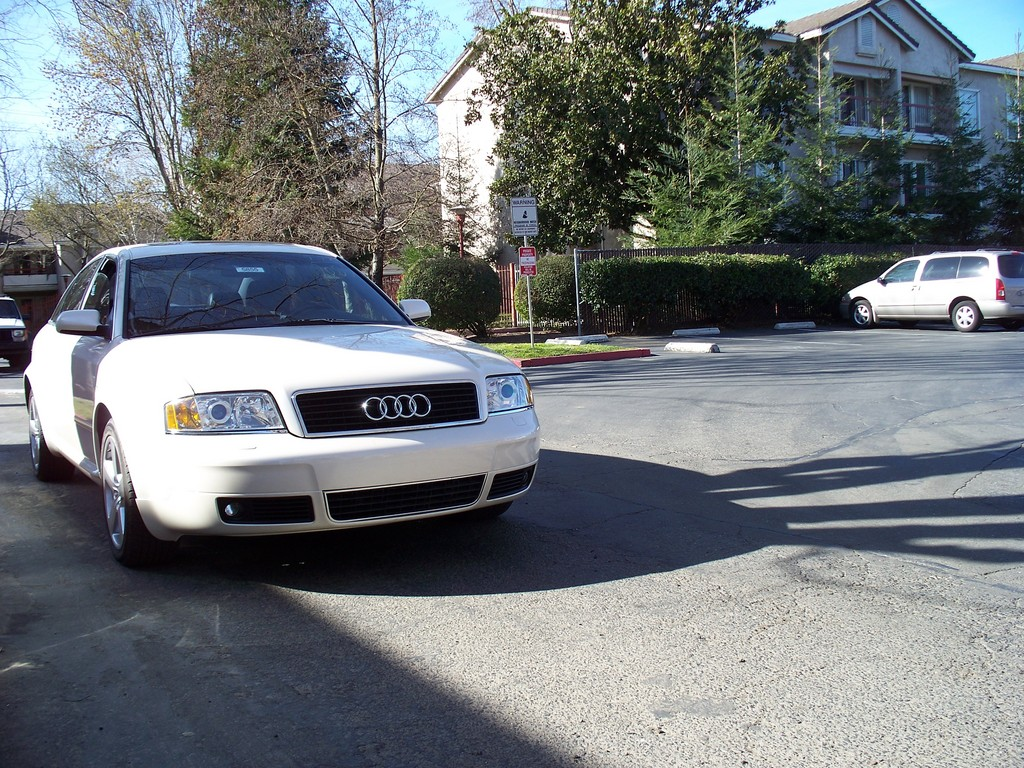 Another bumer750il 2001 Audi V8 post... - 12138949