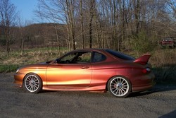BNDsCustomss 1999 Hyundai Tiburon