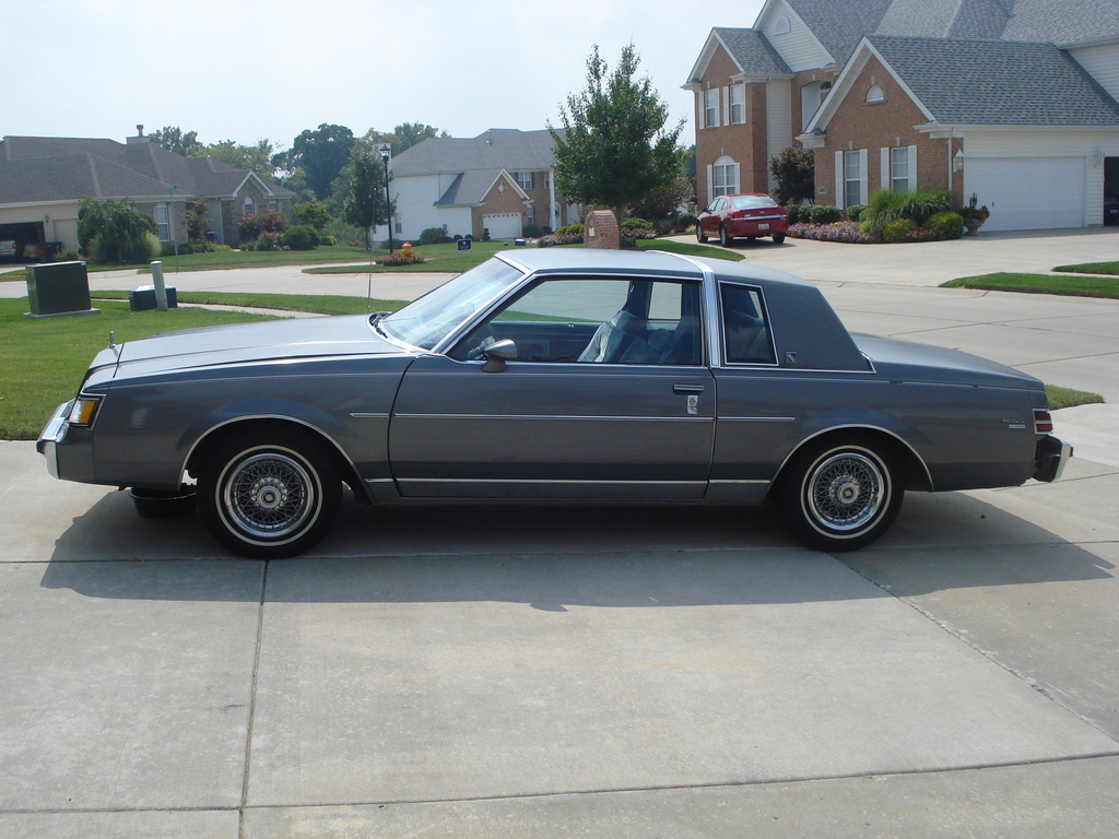 Stlryder's 1986 Buick Regal