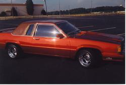 fast_ford4ever 1981 Mercury Cougar