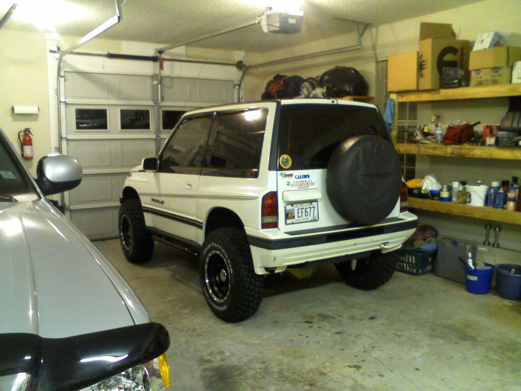 Another JeepinDon 1995 Geo Tracker post... - 12139892