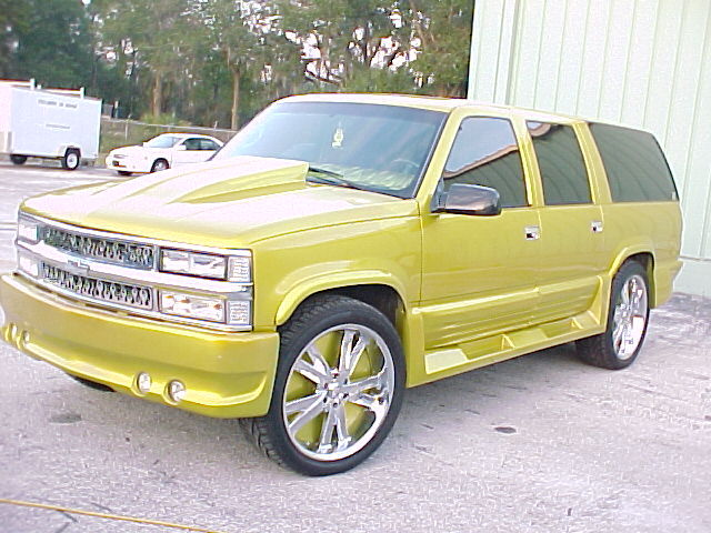 Another PASSION2GOAT 1995 GMC Suburban 1500 post... - 12138487