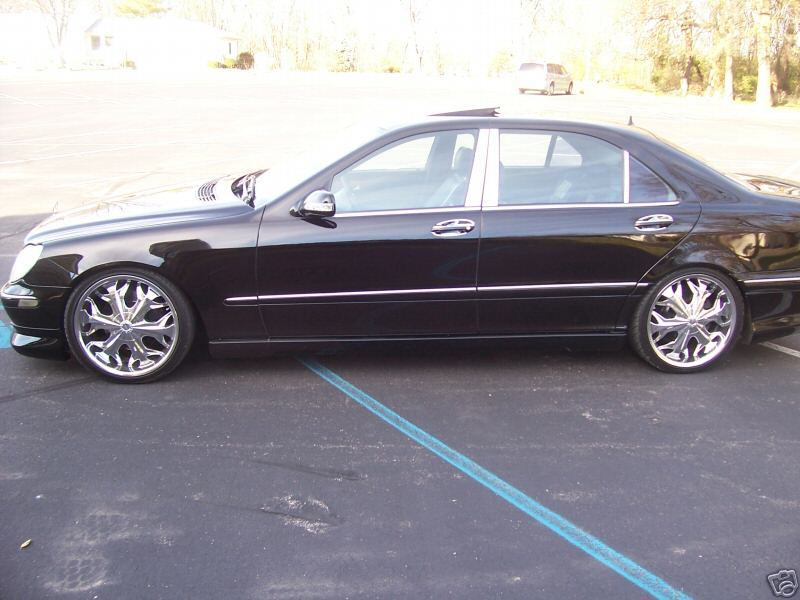 Another PASSION2GOAT 2000 Mercedes-Benz S-Class post... - 12138517