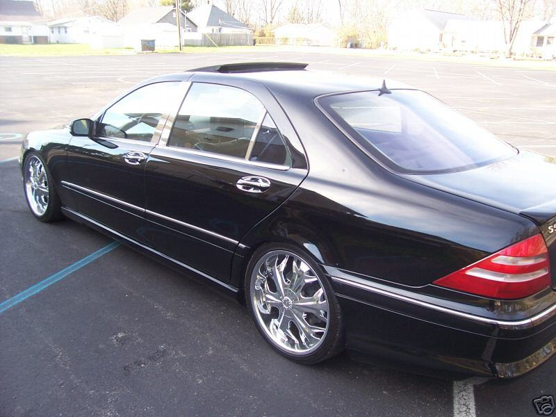 Another PASSION2GOAT 2000 Mercedes-Benz S-Class post... - 12138518