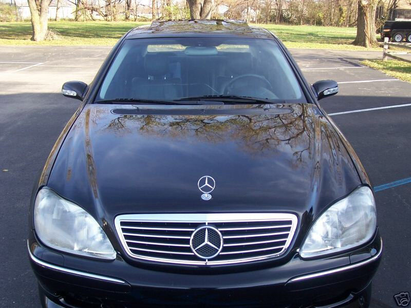 Another PASSION2GOAT 2000 Mercedes-Benz S-Class post... - 12138527